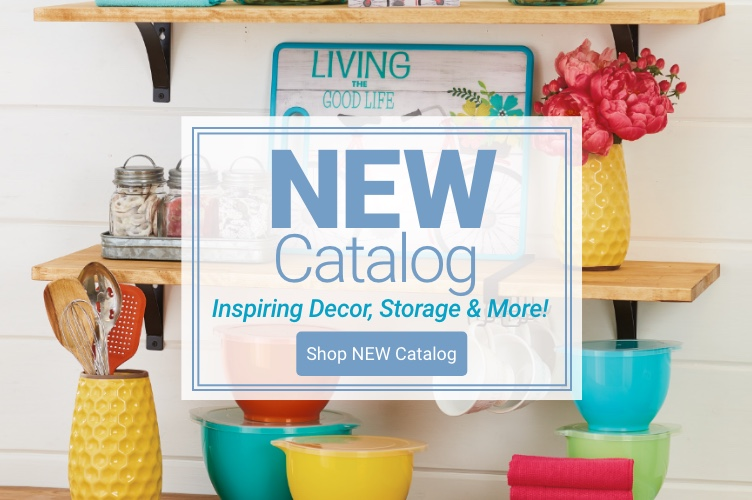 New Values Featuring 120 NEW Items Shop New Catalog