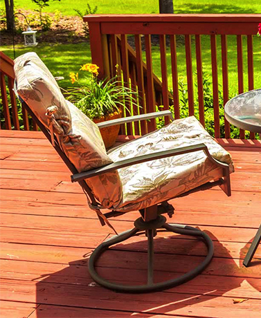You did your part to prepare your deck for the season, but maintenance is required. Here are 6 ways