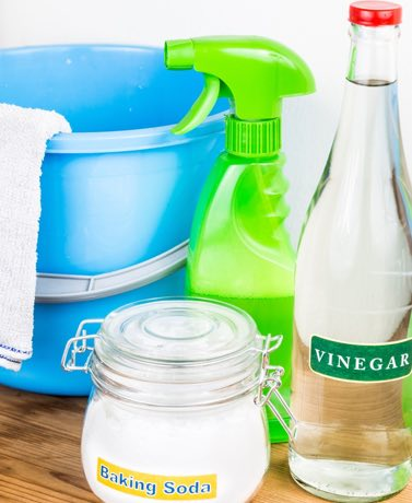 Making your own cleaning supplies is easy and affordable. Its also better for the environment and