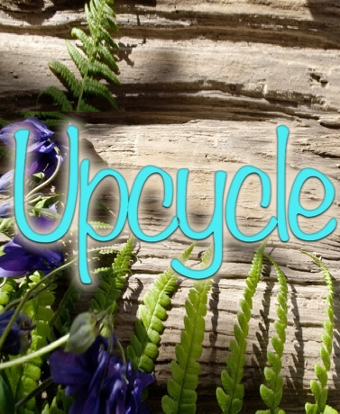 If youre not familiar with the term upcycle, its simply the idea of  using an item thats too worn