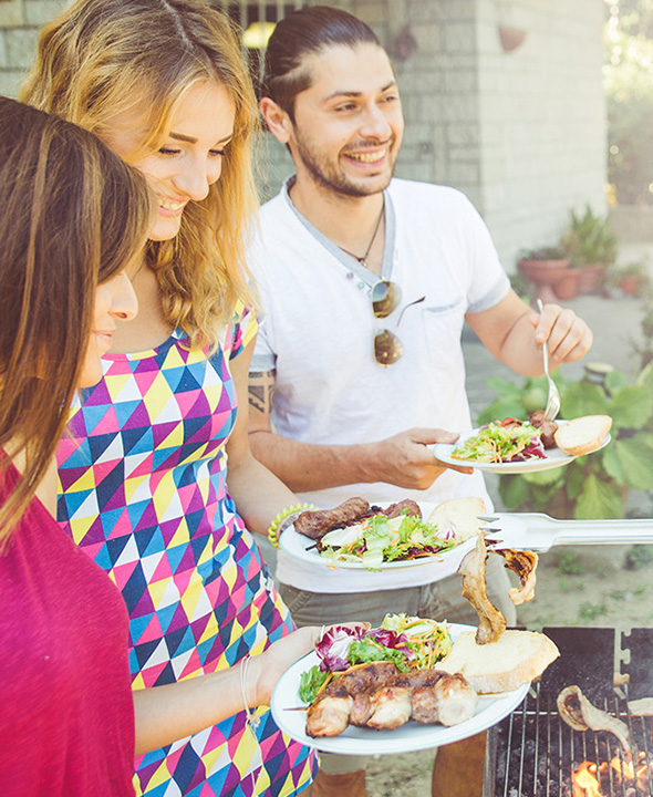 5 Tips For Better Outdoor Entertaining