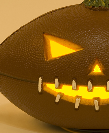 Haunting Losses: The History Of NFL Games On Halloween