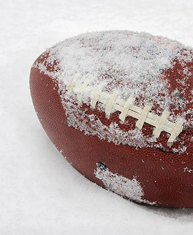 Remembering The Coldest Games In NFL History