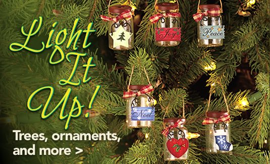 Shop Trees, ornaments and more>