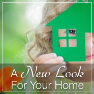 A New Look for Your Home