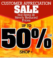 Customer Appreciation Sale >