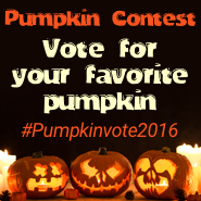 Pumpkin Vote