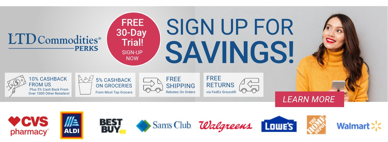 Sign-Up For Savings! Free 30 Day Trial. Learn More