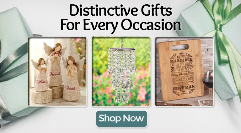 Distinctive Gifts Shop Now