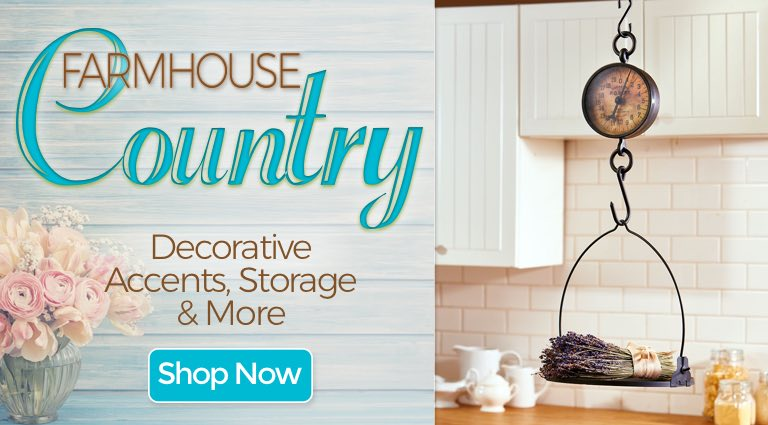 Country Chic Shop Now