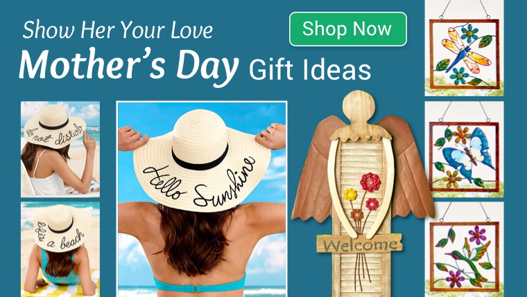 Mother's Day Gift Ideas Shop Now