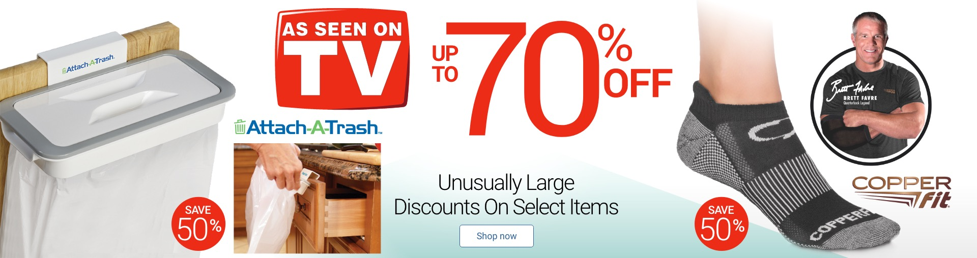 As Seen On TV Up To 70% Off Shop now