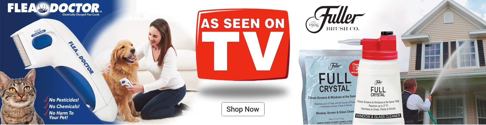As Seen On TV Shop Now