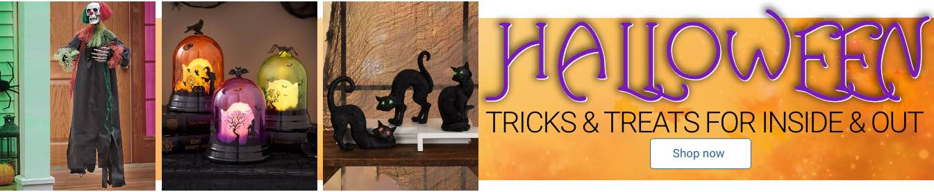 Halloween Decor For Inside And Out Shop Now