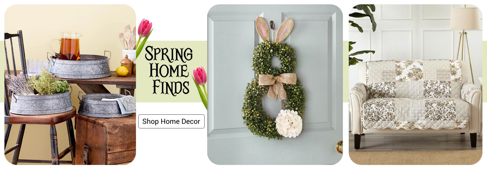 Spring Home Finds Shop Home Decor
