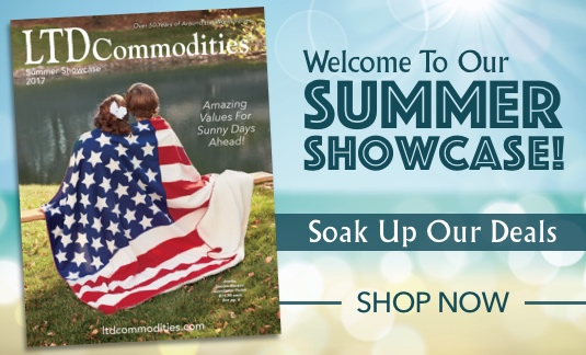 Welcome To Our Summer Showcase Shop Now