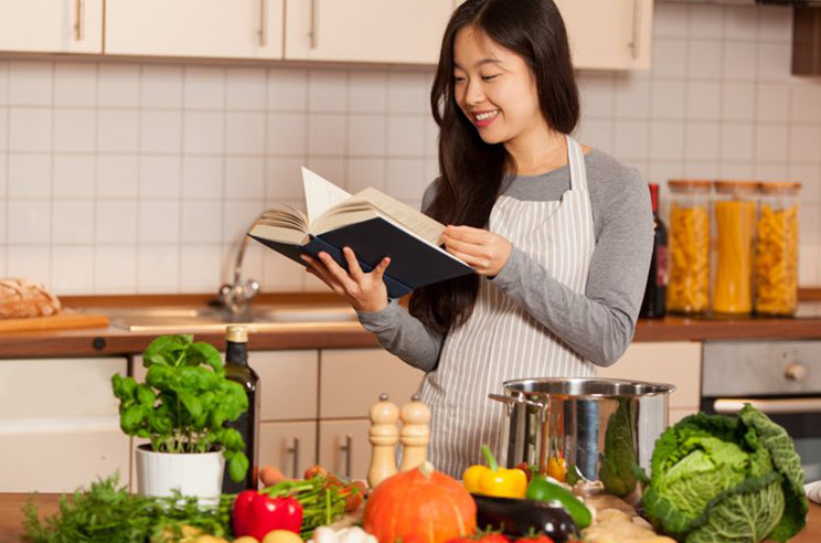 How to Find the Perfect Cookbook for You