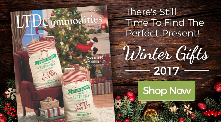 Winter Gifts 2017 Shop Now