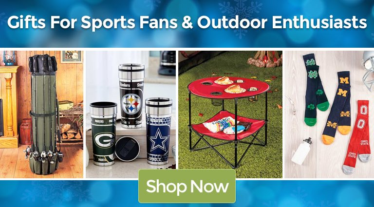 NFL + Sporting Goods Shop Now