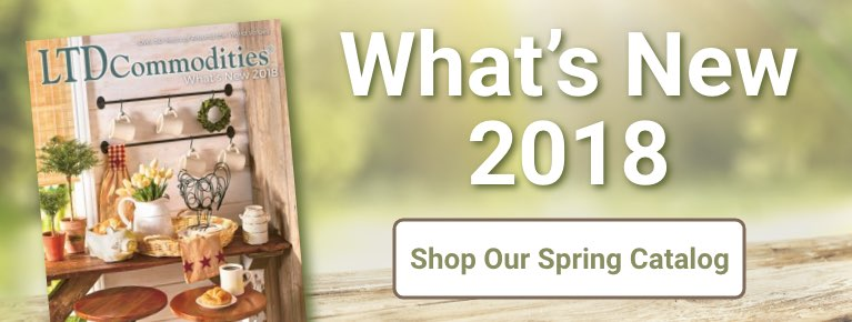 What's New Spring Catalog