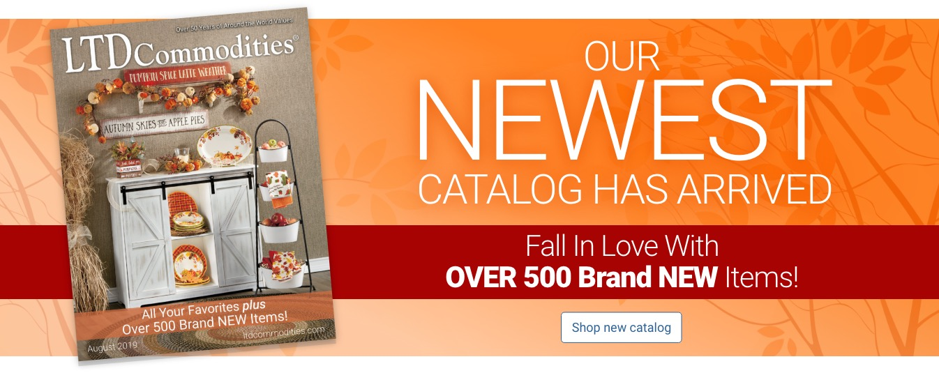 Our Newest Catalog Has Arrived Shop New Catalog