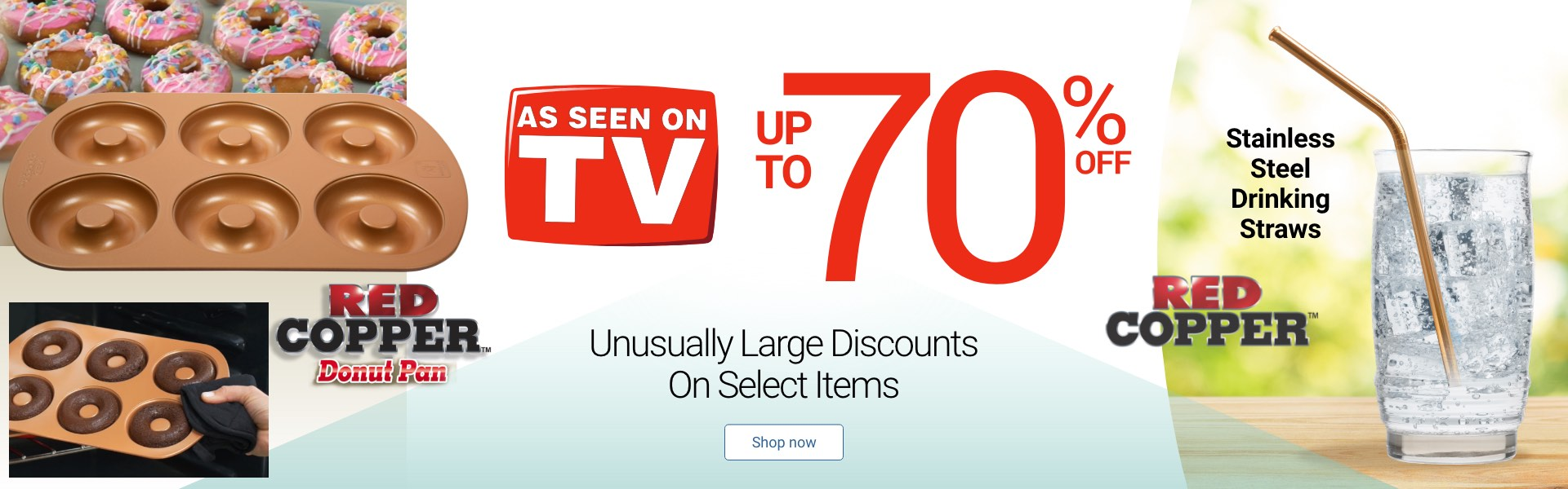 ASOTV Big Blowout Sale Up To 70% Off Shop now