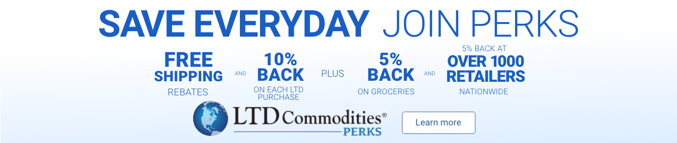 Save Everyday Join Perks Learn More