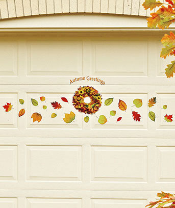 Seasonal Garage Door Magnets