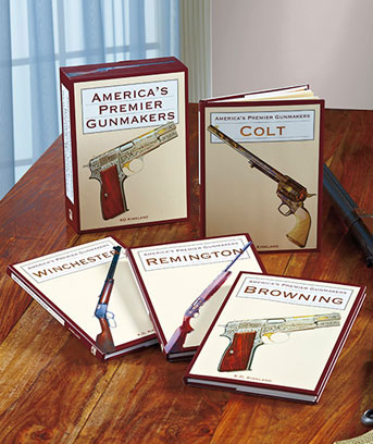 Premier Gunmaker 4-Book Box Set