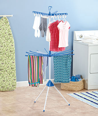 2-Tier Garment Rack