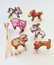 Croquet Animal Game Sets