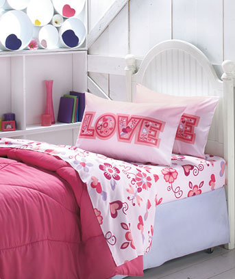 Peace or Love Sheet Sets