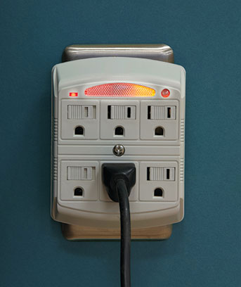 Stanley™ Surge Protector Night Light