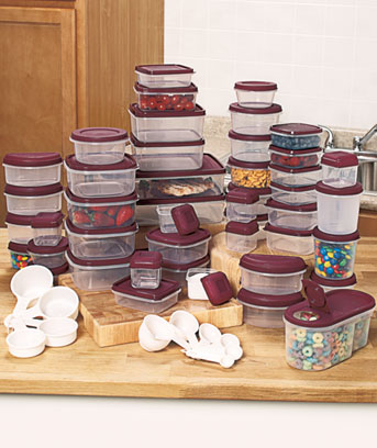 100-Pc. Container Set