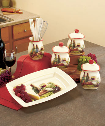 Vineyard Kitchen Collection
