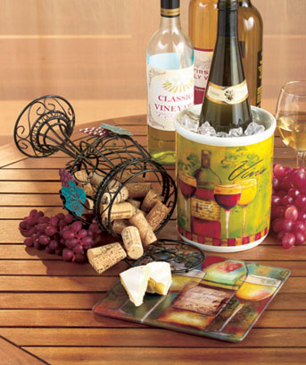 Wine Theme Accessories