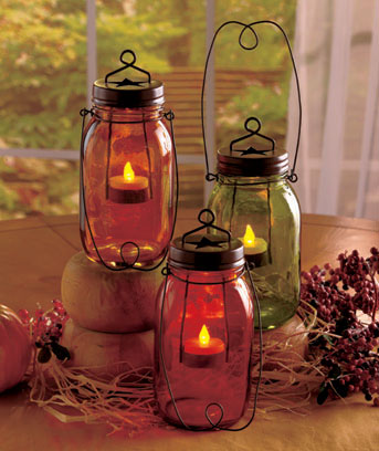 Enduring Candle Jars