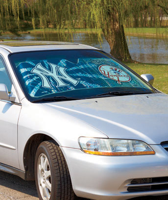 MLB™ Automotive Sunshades