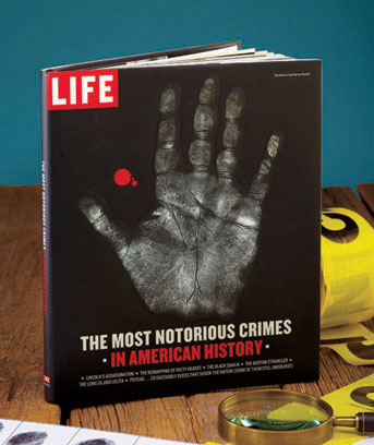 Notorious Crimes in American History Book