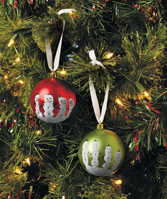 Handprint Ornament Kits