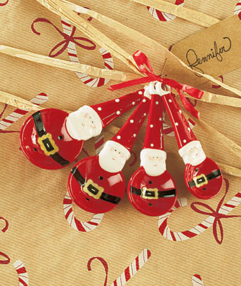 Holiday Measuring Spoon Sets