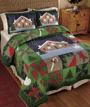 Gingerbread Bedding Collection