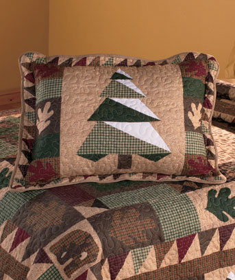 Big Pine Lodge Sham