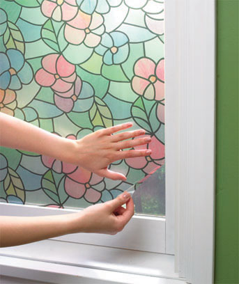 Self-Adhesive Window Privacy Film