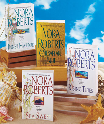 Nora Roberts Chesapeake Bay Box Set
