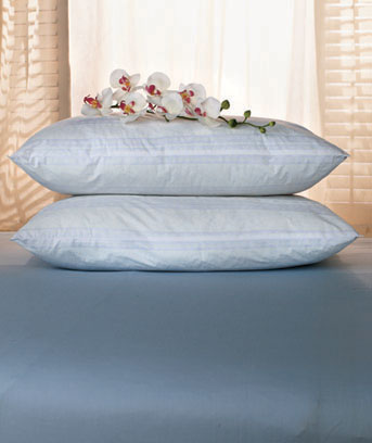Sweet Dreams Jumbo Gel-Fiber Bed Pillow
