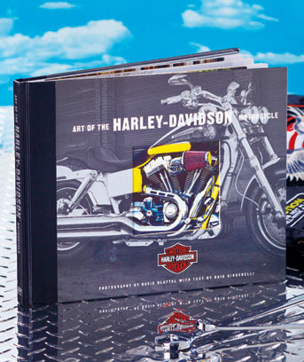 iArt of the Harley-Davidson� Motorcyclei Book