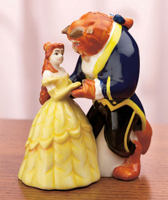 Disney Salt and Pepper Shakers