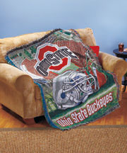 Collegiate Tapestry Throws