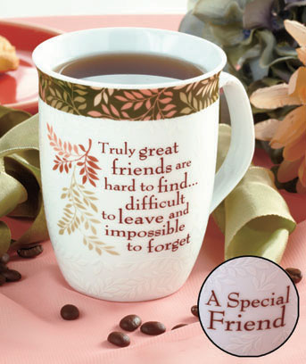 Classic Sentiment Mugs